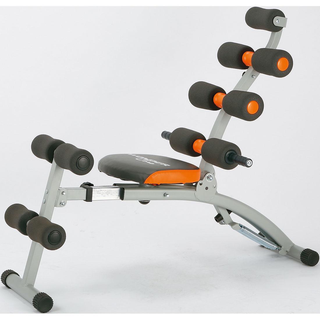 腹筋ワンダーコアの効果的な使い方完全版。最速で腹筋を割る方法も公開
